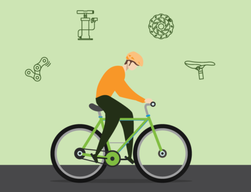 The Benefits of Implementing a Bicycle Commuter Program at Your Organization