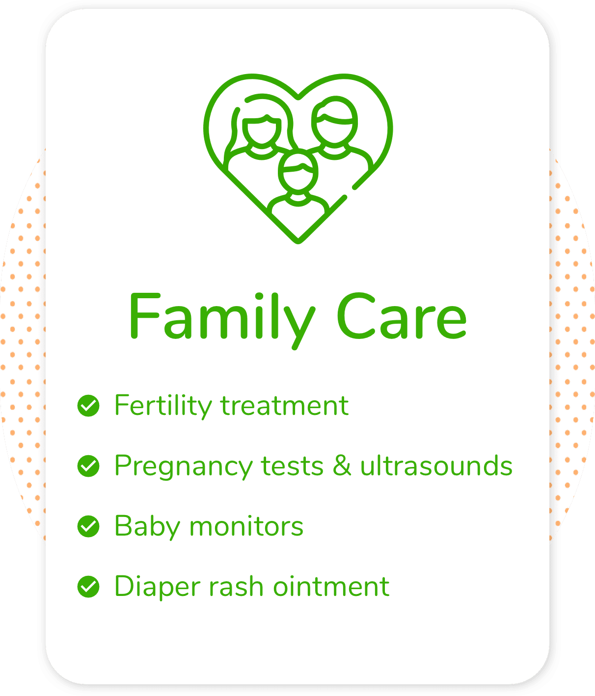 family care - Individual Health Savings Account