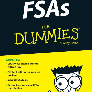 FSAs for Dummies eBook Cover