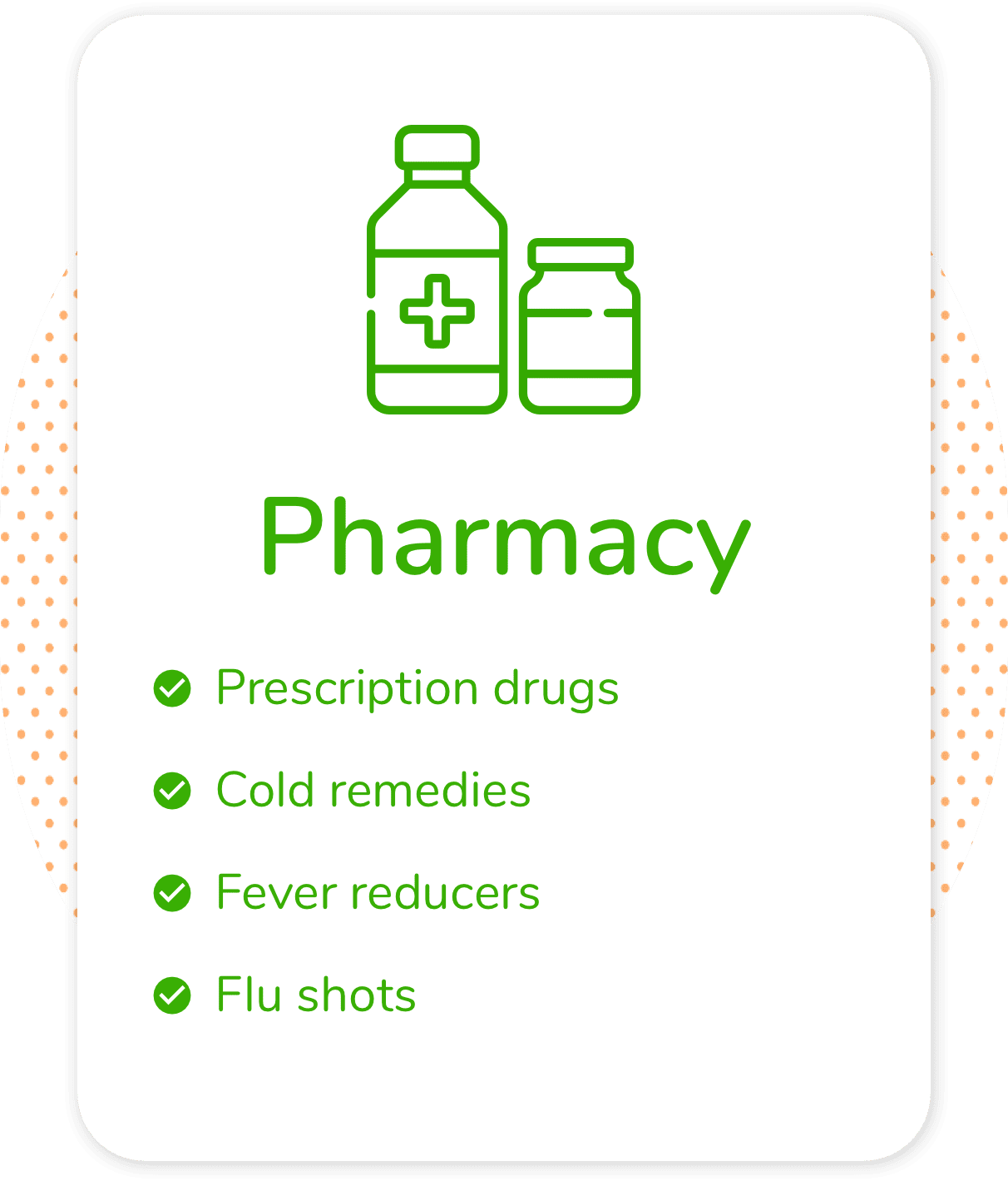 pharmacy - Individual Health Savings Account