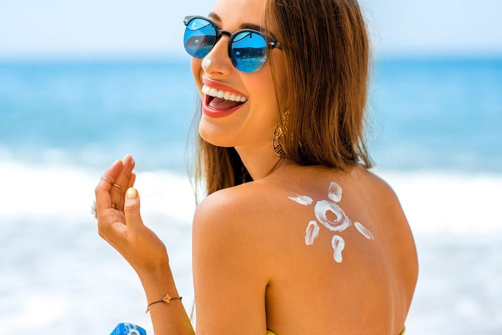 Summer Items Covered by FSA - Sunscreen Image